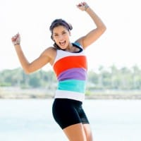 Image result for happy fit woman