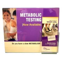 Brochure Stand Metabolic Testing