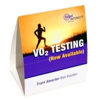 Table Tent VO2 Testing