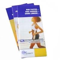 "Brochure ""Run Faster"""