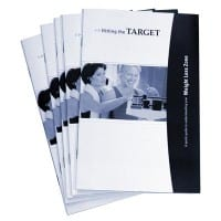 """Hitting the Target"" Booklet"