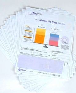 ReeVue Preprinted Report