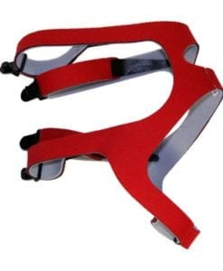 red straps to vo2 mask