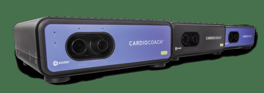 Upgraded CardioCoach Units