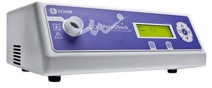 MetaCheck - Metabolic Rate Analysis System
